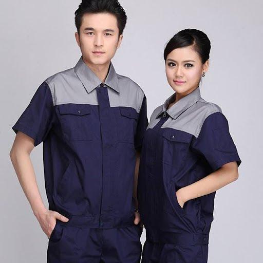 áo đồng phục công nhân chất lượng