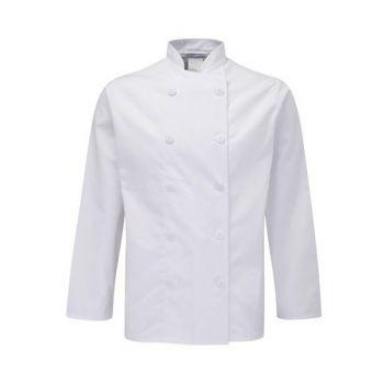 Áo đầu bếp kiểu dáng truyền thống cho cả nam và nữ