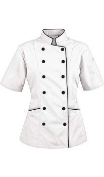 áo đầu bếp nữ cao cấp