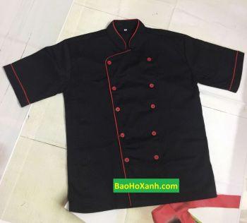 Áo đồng phục bếp phong cách truyền thống chất lượng