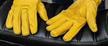 Găng tay da - da lộn mềm Việt Nam