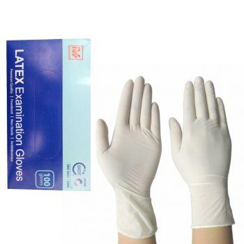 Găng Tay Latex Examination Gloves Chuẩn – GCS0034