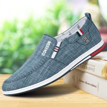 Giày Lười Vải Nam Conxegn Giá Cả Phải Chăng - GVA0035