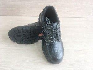 Giày Vải Bảo Hộ Lao Động Màu Đen - GVA0044