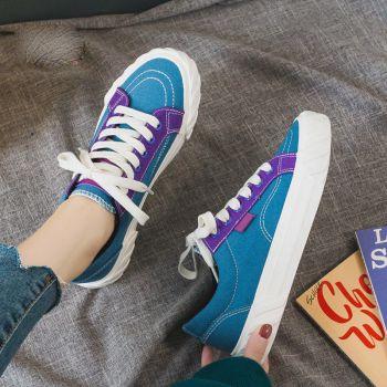 Giày Vải Canvas An Toàn Chất Lượng - GVA0031