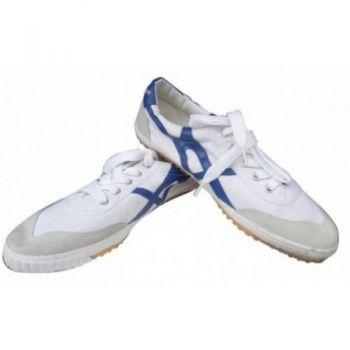 Giày Vải Trắng Đế Cao Su Chất Lượng - GVA0071