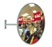 Gương Cầu Lồi Inox 45cm Dùng Trong Nhà - AGT0096