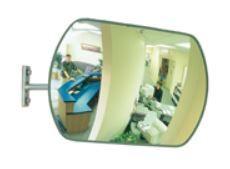 Gương Cầu Lồi Acrylic Trong Nhà Chữ Nhật - AGT0092