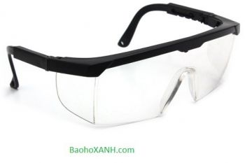 Kính bảo vệ mắt màu trắng Đài Loan