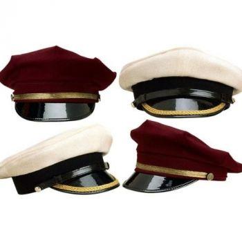 Mũ Kepi Đồng Phục - MKE0005