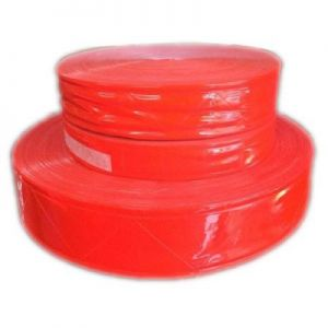 Dây Phản Quang Nhựa 5 Cm Đỏ Cam - BHK0013