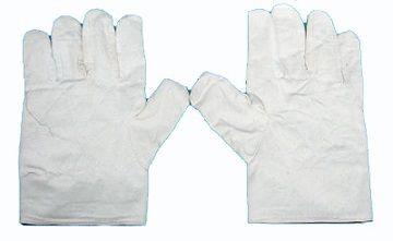 Găng tay vải bạt dày cotton