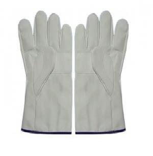 Găng tay vải kaki cotton