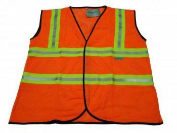 Áo bảo hộ lao động phản quang 3M kiểu 1