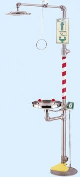 Vòi rửa mắt khẩn cấp EW607-BRM0002