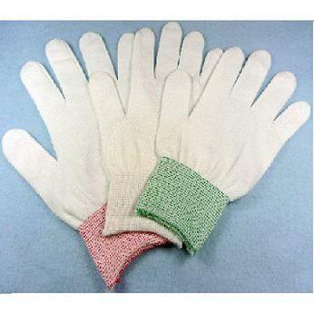 Găng tay dệt kim tĩnh điện Đài Loan phủ hạt