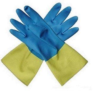găng tay cao su chông acid