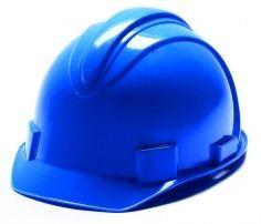 Mũ bảo hộ lao động Blue Eagle HC31 Xanh - MBH0018