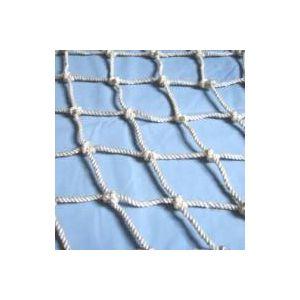 Lưới An Toàn Việt Nam Mắt 10x10cm Đường Kính Sợi Φ8 - ATC0040