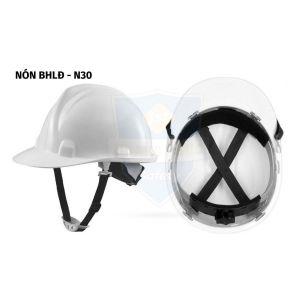 Mũ Bảo Hộ Lao Động N30 Chất Lượng Cao - MBH0015