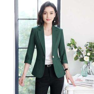 Áo Choàng Vest Nữ Công Sở - DCS0022