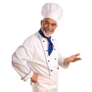 Đồng Phục Bếp Trưởng Đảm Bảo Chất Lượng Tốt - DDB0003